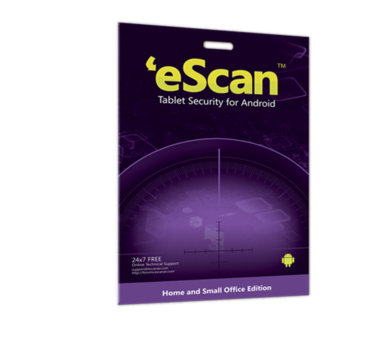 eScan Tablet Security para Android
